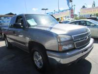 Year: 2006 Make: Chevrolet Model: Silverado 1500