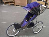 its a great all terrain stroller and hard to find in
