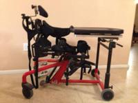 Easystand Bantam XS stander. This stander was not made