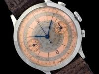 Hard to find vintage Eberhard pre Extrafort chrono with
