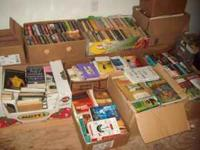 I have a huge Ecclectic Book Collection on the second