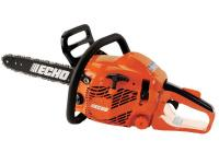 The ECHO 14 in. Gas 30.5 cc Chainsaw features a