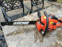 ECHO - 18 in. 40.2 cc Gas Chainsaw - PRODUCT OVERVIEW
