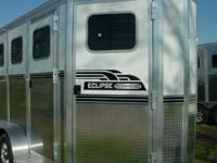 Robb amp 039 s Trailer Sales NEW 2015 ECLIPSE 2 HORSE