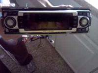 Drop Down Motorized CD Player with DIGITAL screen