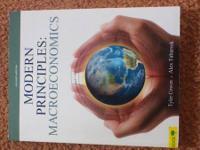 ISBN: 978-1-4292399-8-1 Modern Principles: