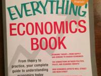 The Everything Economics Book: From theory to practice,