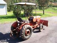 I have a 1614 .... 1979 economy / power king tractor