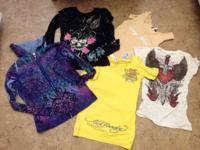 Great pre-owned clothing lot. Five items total. 1.