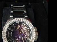 I have a beautiful women's Ed Hardy watch for sale.