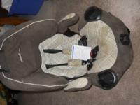 for sale eddie bauer 5 point harness carseat/booster