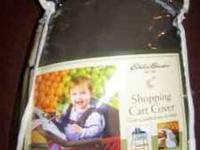 I have a Eddie Bauer Shopping Cart Cover/High Chair