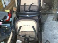 I am selling my Eddie haier double stroller. It is