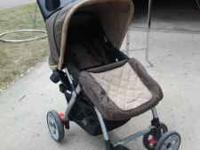this is for a nice eddie bauer stroller...has the cover