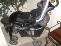Black & Gray 1 1/2 years old Great Condition except for