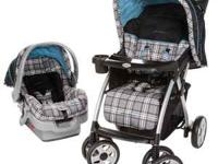 Selling a gently used Eddie Bauer Travel system that is
