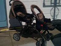 We no longer have a need for this stroller. It's the