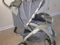 Eddiebauer Stroller is very clean and good condition.