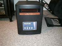 Eden Pure electric heater. Sells new for $350-$400.