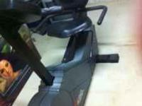 I'm selling my Edge 490 Programmable exercise bike for