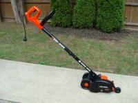 Up for sale is a used BLACK & DECKER LE750 electric