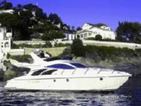 Description The 50 is the Flybridge Range yacht with