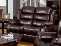 sofa loveseat recliners burgundy color manufacture is