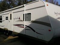 There are about 300 dealers that sell the Jayco
