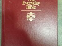 The Everyday Bible - New Century version printed by