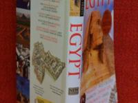 DK -Eyewitness travel Book EGYPT Good Condition Smoke
