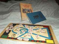 The Egyptian Oracle comes with tiles double sided board
