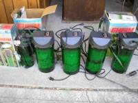 Canister filters for you aquarium fish tank, Fluval G6,