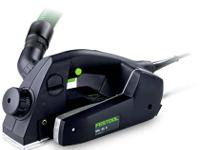 The Festool EHL 65E hand held planer overcomes the