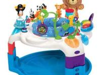 Less tahn 1 year old Baby Einstein Activity Center