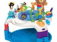 Less tahn 1 year old Baby Einstein Activity Center