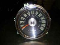 i have the original o.e.m speedometer from the 1959 el