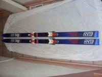 Elan - Omni Electra salomon skis.74in. long. Good