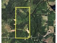 This Oneida County Hunting Land with totally provided