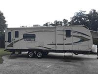 ELD Camper 2009 Keystone Outback 268RL Travel Trailer,