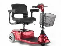 Senior motorized scooter, never used, 2 years old,