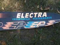ELECTRA EXCEPTIONAL PERFORMANCE SKI STRATA SERIES CALL