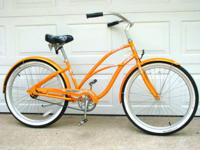 Electra Hawaii 1 ~ Cruiser Bike. Womens One Dimension
