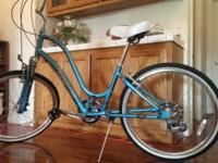 Purchased in 2008 at Jax Bicycle Center in Long Beach,