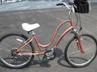 Sale - Electra Townie 21D Ladies Convenience Cruiser -