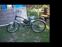 This bike is in excellent condition. Call Bob at  or