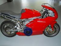 2003 Ducati 999 Motor Series Wound DC Batteries 24,