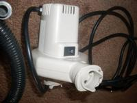 for sale in new condition Electric air mattress pump