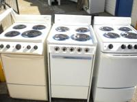 WE HAVE MANY ELECTRIC AND GAS RANGES AT RELIABLE
