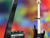 Samick Greg Bennet Corsair Electric Bass 4-String