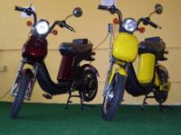 An electric bicycle or moped is the perfect alternative